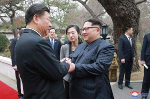 Kim Jong Un visits China's 'Silicon Valley' during Beijing trip