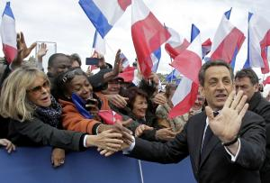 Ex-French President Sarkozy faces corruption trial