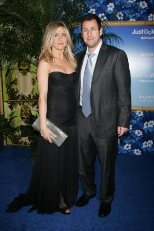 Jennifer Aniston and Adam Sandler to reunite for Netflix movie