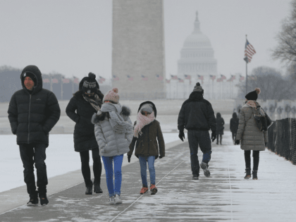 Winter Storm Toby Packs a Punch for the East Coast on First Day of Spring