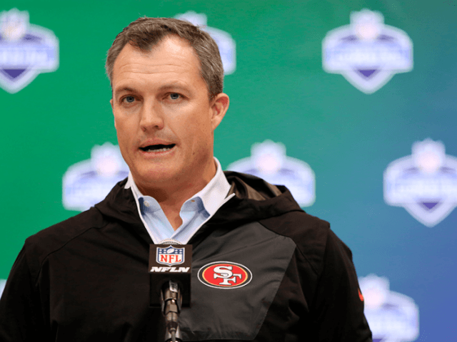 John Lynch: Reuben Foster will be cut if proven he hit woman