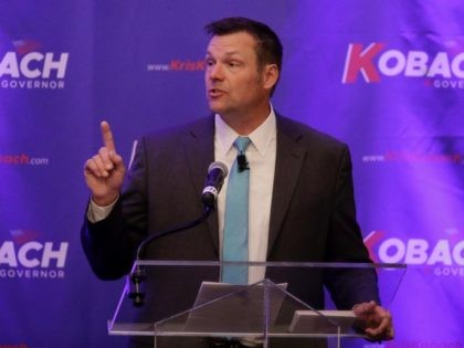Kris Kobach Lights Up Anti-2A Student Protesters: 'Stay in Class, Spend Half Hour Studying Second Amendment'
