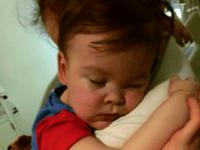 Baby Alfie Evans (Kate James/Alfie's Army/Facebook)