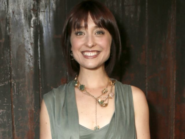 Allison Mack attends the FX Summer Comedies Party at Lure on Tuesday, June 26, 2012 in Los Angeles. (Photo by Todd Williamson/Invision/AP)