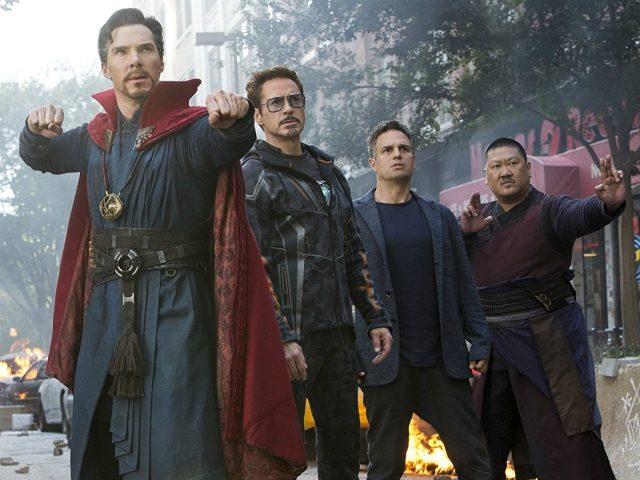 Nolte: 'Avengers: Infinity War' Review…