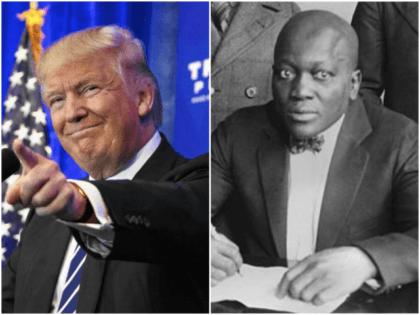Liberal Sportswriter Triggered by 'Racist' Trump Pardoning Black Boxer Jack Johnson
