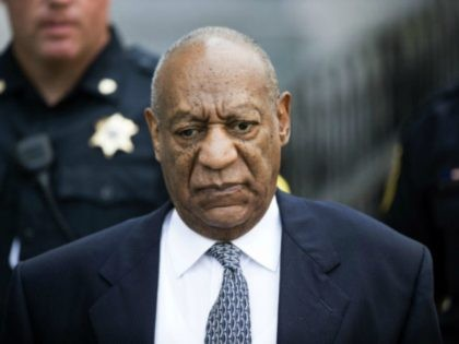 In this Aug. 22, 2017 file photo Bill Cosby departs Montgomery County Courthouse after a hearing in his sexual assault case in Norristown, Pa. Details of alleged sexual assaults by Cosby and other famous figures are now widely known in part because several accusers did something they promised in writing …