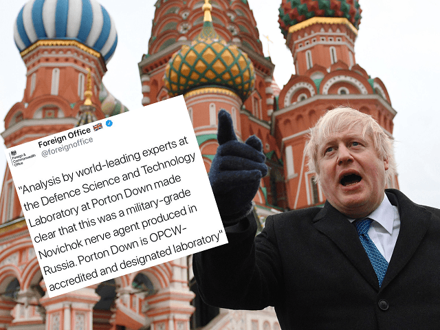 Boris Goes Bonkers