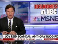 Tucker Carlson: 'You'd Have to Be a Moron' to Believe Joy Reid's Claim Her Blog Was 'Hacked'