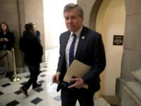 Rep. Charlie Dent (R-PA), a co-chair of the GOP Tuesday Group, arrives at the office of Speaker of the House Paul Ryan (R-WI) at the U.S. Capitol March 23, 2017 in Washington, DC. Ryan and House GOP leaders postponed a vote on the American Health Care Act after it became …