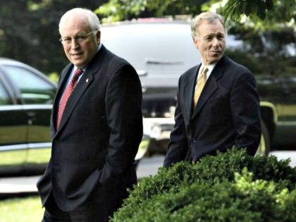 Dick Cheney Called Donald Trump to Thank Him for Pardoning Scooter Libby