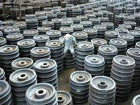 Chinese Steel Wheels