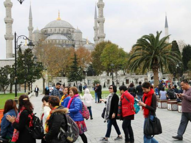 Turkey Lures Chinese Tourism As Syria Drives Wedge Between Erdogan