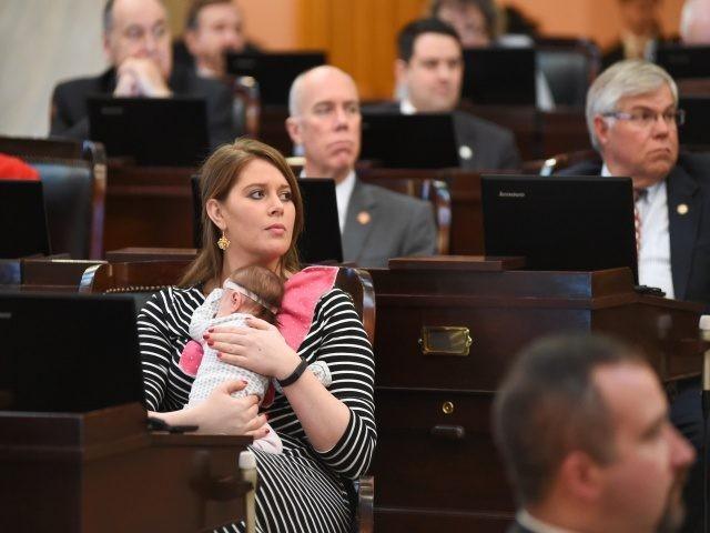 Christina Hagen, Baby