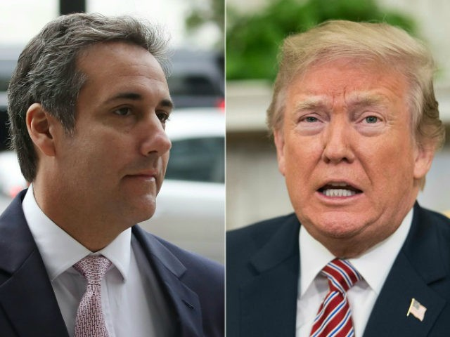 Trump's personal lawyer due in New York court