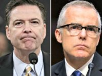 Comey and McCabe Pushed to Highlight Trump 'Golden Shower' Claim