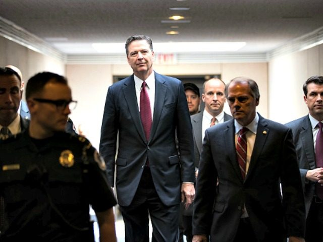 Sacked FBI director Comey's written memos about Trump meetings revealed