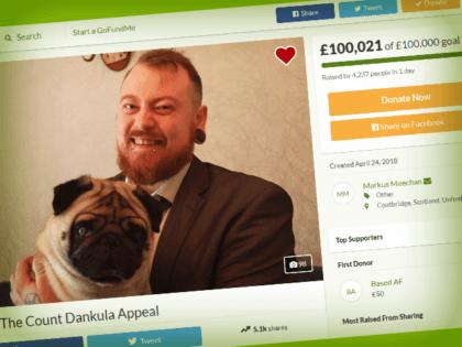 Count Dankula fund 2