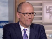 DNC's Perez: We Have Seen 'Mountain of Evidence of Collusion' Between Trump Campaign, Russia