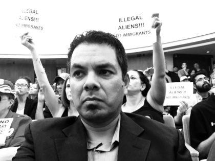 Escondido city council meeting (Pedro Rios / Twitter)