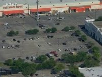 Dallas Home Depot Police Shooting KTVT Screenshot