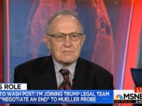 Dershowitz: McCabe Case 'Another Example of the Criminalization of Political Differences'