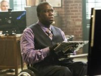 "This image released by CBS shows disabled actor Daryl Mitchell in a scene from ""NCIS: New Orleans."" Mitchell, who is paralyzed as a result of a motorcycle accident in 2001, has starred in a variety of films and TV series. He is currently a series regular on the ""NCIS"" spin-off …"