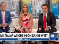 Trump on Kanye West: 'He Sees Black Unemployment at the Lowest It's Been in Our Country'