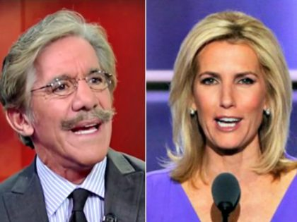 Geraldo Rivera Laura Ingraham split