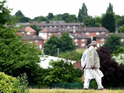 Muslims Islam Drewsbury