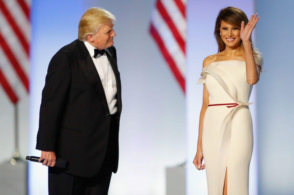 First Lady Melania Trump Unveils State Dinner Details: American Cuisine, Fine Wine, Opera