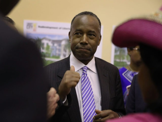 Exclusive – Secretary Ben Carson on Illegals: HUD Is 'Going to Cooperate Very Much with the Justice Department'