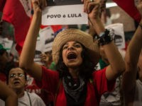 Rival Protests Break Out As Brazil Waits For Court Verdict On Jailing Lula
