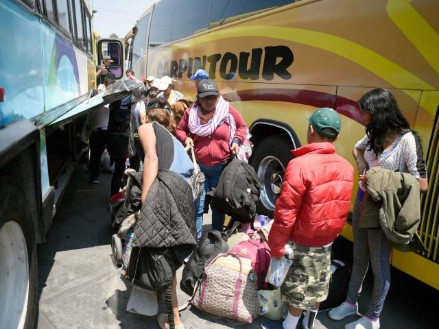 After 4000km trek, a new journey begins for migrant caravan