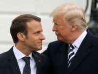 Kassam: Macron Got Dozens of Ovations for Opposing Trump in Congress
