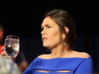 WASHINGTON, DC - APRIL 28: Sarah Huckabee Sanders attends the 2018 White House Correspondents' Dinner (WHCD) at Washington Hilton on April 28, 2018 in Washington, DC. (Photo by Tasos Katopodis/Getty Images)