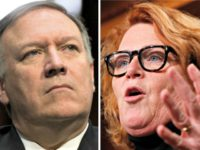 Democrat Senator Heidi Heitkamp Saves Mike Pompeo Secretary of State Nomination