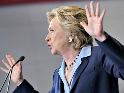 Democrats Distance Themselves from 'Liability' Hillary Clinton Ahead of Midterms