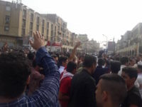 Iranian Arab Minority Protests in Ahvaz, Iran, March 29, 2018