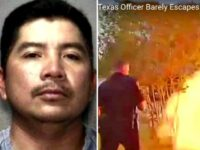 Illegal Alien Charged in Car Crash that Blew Up Texas Home