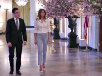First Lady Melania Trump Honors Tradition at First State Dinner, Blazes Trail as Lead Planner