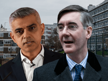 Rees-Mogg: Mayor Khan Must 'Take Responsibility' for London Crime Wave