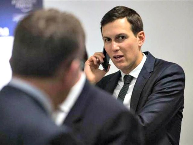 Jared Kushner on the Phone