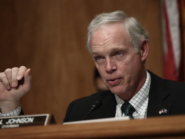 Sen. Ron Johnson, R-Wisc. (Win McNamee/Getty Images)