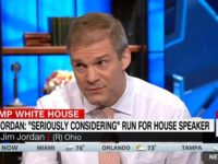 GOP Rep Jim Jordan on a Run for House Speaker: 'I'm Going to Look at It Very Seriously'