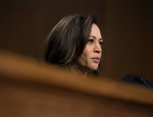 Kamala Harris (Saul Loeb / AFP / Getty)