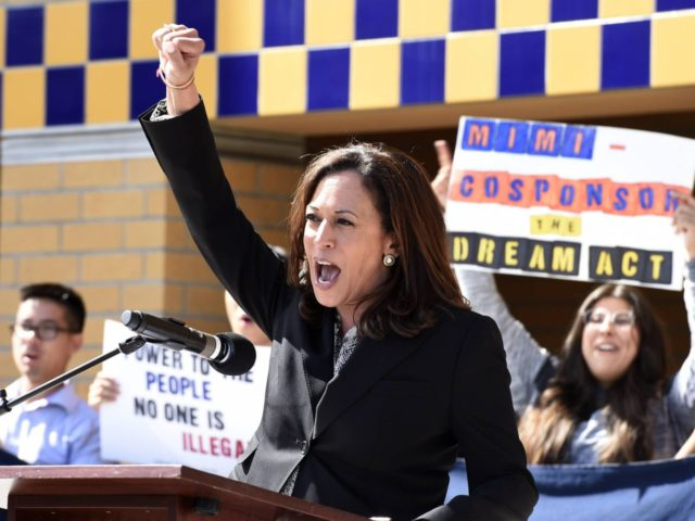 Kamala Harris (Kevork Djansezian / Getty)