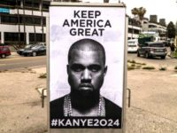 'Keep America Great': Kanye West 2024 Posters Pop Up Across America