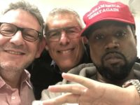Kanye West Posts Picture Wearing MAGA Hat