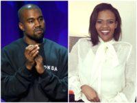 Kanye West Praises Conservative Firebrand Candace Owens